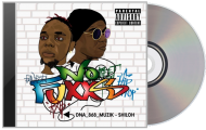 DNA 868 MUZIK X SHILOH: NO FUXXS EP